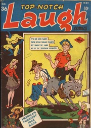 Zip Comics 36 (1943) by Mlj/Archie Comics