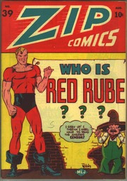 Zip Comics 39 (1943) by Mlj/Archie Comics