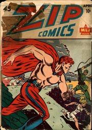 Zip Comics 45 (1944) by Mlj/Archie Comics