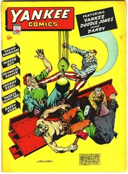 Yankee Comics 003 by Charlton Comics