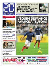 20 Minutes Edition France 2012-02-29 by Schibsted