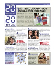 20 Minutes Edition France 2012-05-31 by Schibsted