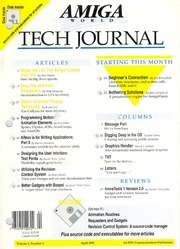 Amigaworld Tech Journal - Volume 2 Numbe... by