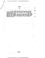 1. Order of Battle 2. Military Manpower:... by Central Intelligence Agency