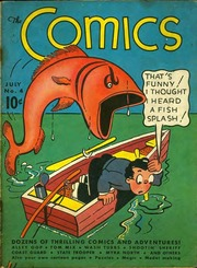 Comics the 1937 004 by Dell Comics
