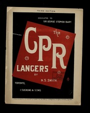Cpr Lancers by Smith, N.S.