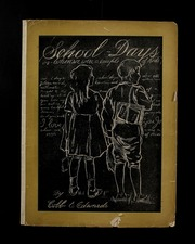 School-Days : or - when We Were a Couple... by Cobb, will D.
