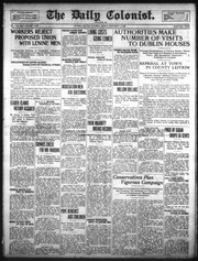 The Daily Colonist (1920-11-07) by