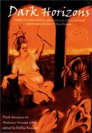 Dark Horizons #44 [2003] (Cosmic Jukebox... by