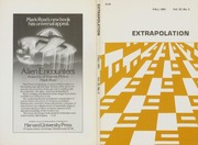 Extrapolation V22N03 [1981 Fall] by