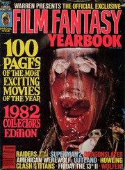 Famous Monsters of Filmland 1982 Yearboo... by