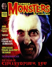 Famous Monsters of Filmland 260 C2C 2012... by