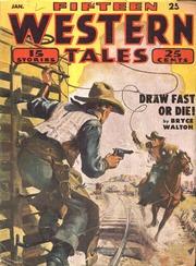 Fifteen Western Tales V26N03 Popular (Ja... by
