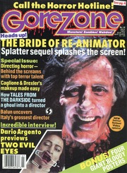 Gorezone 014 (Jun 1990) (with Posters) (... by