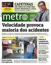 Metro Brazil - Metro Curitiba - 2012-09-... by Metro International