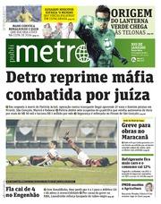 Metro Brazil - Metro Rio De Janeiro - 20... by Metro International