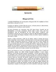 Bhagavad Gita - a Mensagem Do Mestre by Paulo Moraes