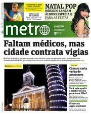 Metro Brazil - Metro Campinas - 2011-12-... by Metro International