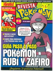 Pokemon Revista 42 by