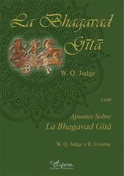 La Bhagavad Gita Y Apuntes W. Q. Judge R... by Esperia Editorial Teosofica