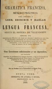 Gramática Francesa, Método Práctico, Par... by Vingut, Francisco Javier