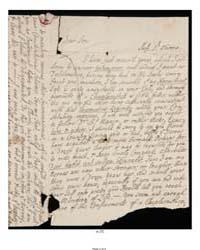 Yale Rare Books : Autograph Letter Signe... by Balguy, John