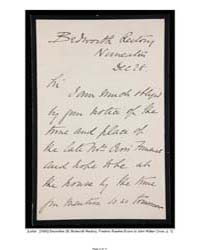 Correspondence from Frederic Rawlins Eva... by Evans, Frederic Rawlins