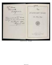 Letter : 1937 August 18, Brendan Gill to... by O'Neill, Carlotta