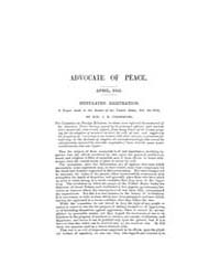 Advocate of Peace (1847-1884) : 1853 Vol... Volume Vol. 7 by Denton, James, S.
