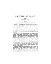 Advocate of Peace (1847-1884) : 1855 Vol... Volume Vol. 7 by Denton, James, S.