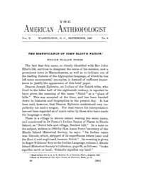 American Anthropologist : 1897 Vol. 10 N... Volume Vol. 10 by Chibnik, Michael