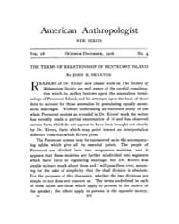 American Anthropologist : 1916 New Serie... Volume Vol. 18 by Chibnik, Michael