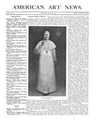 American Art News : 1905 Vol. 3 No. 74 A... Volume Vol. 3 by Esterow, Milton