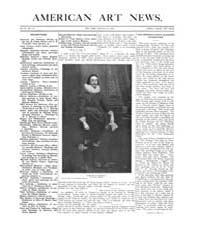 American Art News : 1906 Vol. 4 No. 16 J... Volume Vol. 4 by Esterow, Milton