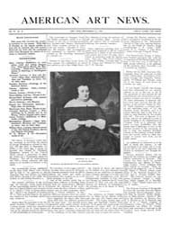American Art News : 1906 Vol. 4 No. 35 S... Volume Vol. 4 by Esterow, Milton