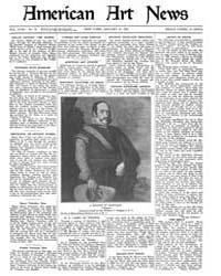 American Art News : 1920 Vol. 18 No. 15 ... Volume Vol. 18 by Esterow, Milton