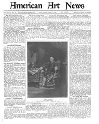 American Art News : 1920 Vol. 18 No. 24 ... Volume Vol. 18 by Esterow, Milton