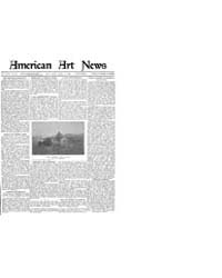 American Art News : 1920 Vol. 18 No. 26 ... Volume Vol. 18 by Esterow, Milton