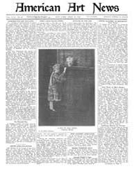 American Art News : 1920 Vol. 18 No. 27 ... Volume Vol. 18 by Esterow, Milton