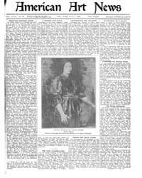 American Art News : 1920 Vol. 18 No. 28 ... Volume Vol. 18 by Esterow, Milton