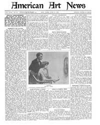 American Art News : 1920 Vol. 18 No. 35 ... Volume Vol. 18 by Esterow, Milton