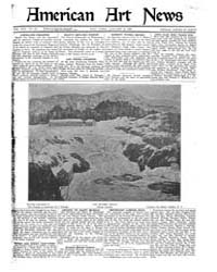 American Art News : 1921 Vol. 19 No. 13 ... Volume Vol. 19 by Esterow, Milton