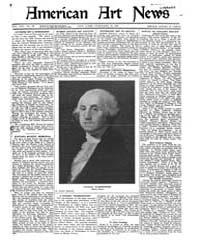 American Art News : 1921 Vol. 19 No. 19 ... Volume Vol. 19 by Esterow, Milton