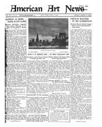 American Art News : 1921 Vol. 19 No. 25 ... Volume Vol. 19 by Esterow, Milton