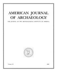 American Journal of Archaeology : 2008 O... Volume Vol. 112 by Norman, Naomi, J.