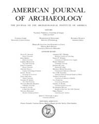 American Journal of Archaeology : 2012 V... Volume Vol. 116 by Norman, Naomi, J.