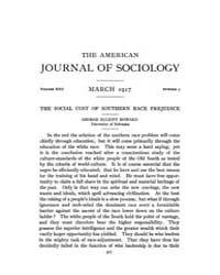 American Journal of Sociology : 1917 Vol... Volume Vol. 22 by Abbott, Andrew