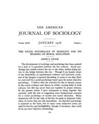American Journal of Sociology : 1918 Vol... Volume Vol. 23 by Abbott, Andrew