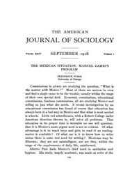 American Journal of Sociology : 1918 Vol... Volume Vol. 24 by Abbott, Andrew