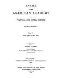 Annals of the American Academy of Politi... Volume Vol. 4 by Wood, Emily